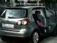 Рекламный ролик Volkswagen Golf Plus