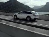 Промо-видео Peugeot 508