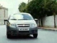 Рекламный ролик Chevrolet Aveo