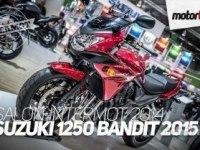 Suzuki Bandit 1250SA (GSF1250SA) на выставке