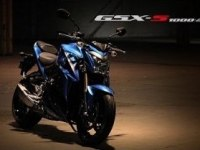 Промовидео Suzuki GSX-S1000