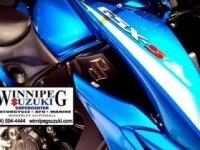 Suzuki GSX-S1000 на выставке