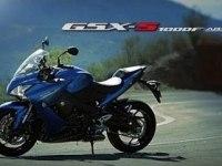 Промовидео Suzuki GSX-S1000F
