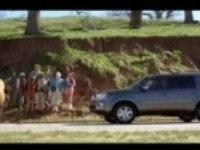 Рекламный ролик Honda Pilot - Бизон