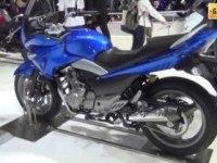 Suzuki Inazuma F (GW250F/GSR250S) на мото выставке