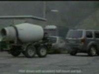 Рекламный ролик Honda Pilot - Цементовоз