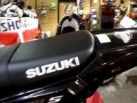 Suzuki DR200S в статике