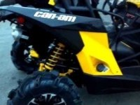 BRP Can-Am Maverick X mr в статике