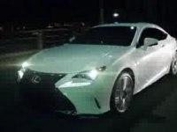 Промо-видео Lexus RC