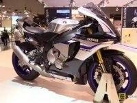 Yamaha YZF-R1M на выставке EICMA 2014