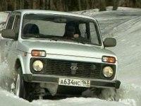 Офф-роуд видео Lada 4x4 3-дверная