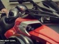 Промовидео BRP Can-Am Spyder F3