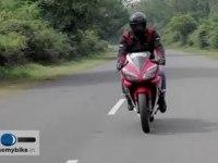 Тест-драйв Yamaha YZF-R15