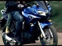 Реклама Yamaha Fazer 16