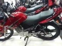Yamaha YBR125 в статике