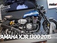 Репортаж о Yamaha XJR1300 и Yamaha XJR1300 Racer