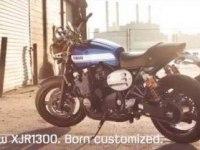 Промовидео Yamaha XJR1300