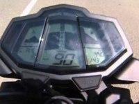 Ускорение Yamaha MT-125