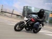 Тест Yamaha MT-125