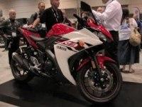 Репортаж о Yamaha YZF-R3