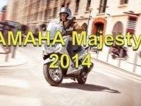 Особенности Yamaha Majesty S