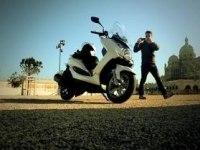 Промовидео Yamaha Majesty S
