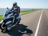 Иностранный тест Yamaha Tricity