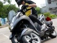Особенности Yamaha Tricity