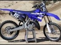 Описание Yamaha YZ125