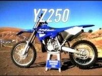 Официальный тест Yamaha YZ125
