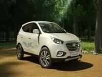 Реклама Hyundai ix35 Fuel Cell