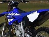 Тест Yamaha YZ250