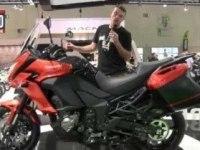 Kawasaki Versys 1000 в деталях