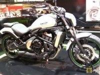 Kawasaki Vulcan S в статике