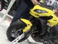 Репортаж об Kawasaki Versys 650