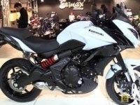 Kawasaki Versys 650 на выставке EICMA 2014
