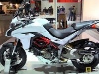Ducati Multistrada 1200 на выставке
