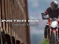Официальное видео Ducati Monster 821