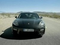 Промо-видео Porsche Panamera Turbo