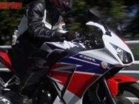 Официальный проморолик Honda CBR300R