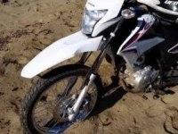 Honda XR150L в статике