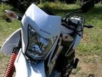 Обзор Honda XR150L