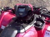 Любительский обзор Honda TRX500FM5F Foreman Rubicon