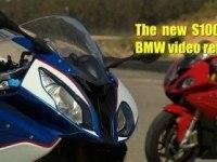 BMW S 1000 RR в статике и движении