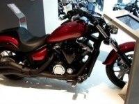 Yamaha XVS1300 Custom в статике