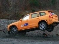 Репортаж с краш-теста новой Volvo XC90