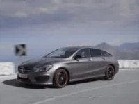 Промо-видео Mercedes-Benz CLA Shooting Brake