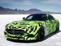 Реклама Mercedes-AMG GT