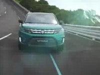 Промо-видео Suzuki Vitara