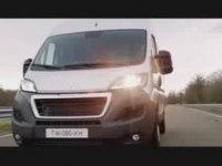 Промо-видео Peugeot Boxer